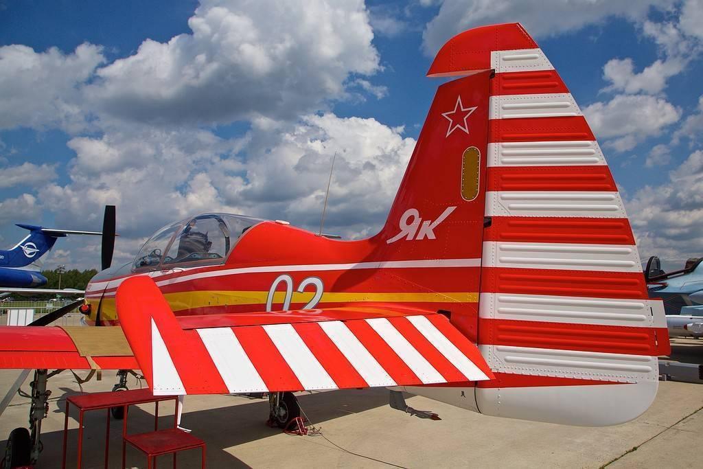 Яковлев як-52. фото. характеристики.