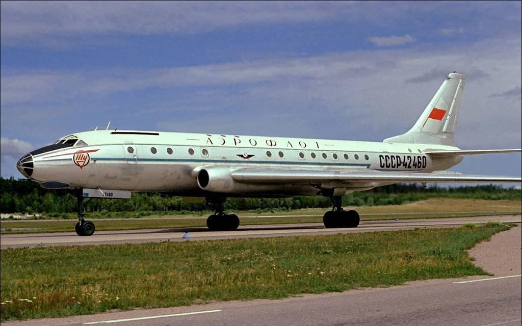 Ту-104 — википедия