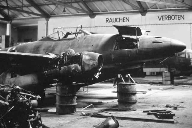Мессершмитт me-262 – первый боевой реактивный истребитель люфтваффе | красные соколы нашей родины
