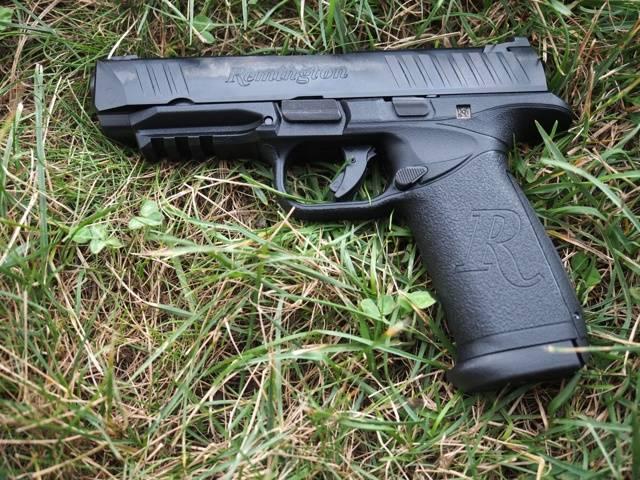 Новое оружие ремингтон: компактный пистолет rm380
