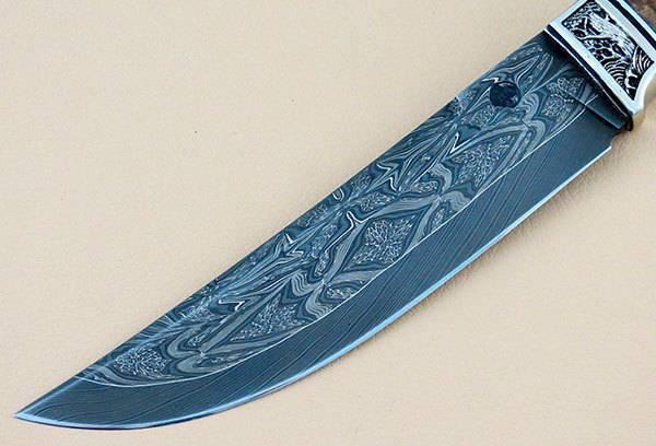 Изготовление меча: описание технологии и материалы