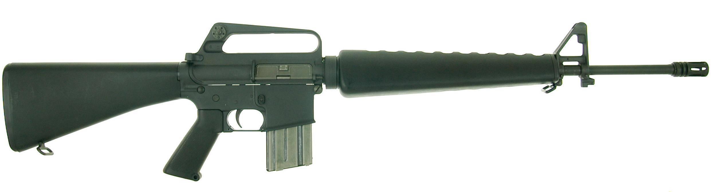 M15 (винтовка) википедия
