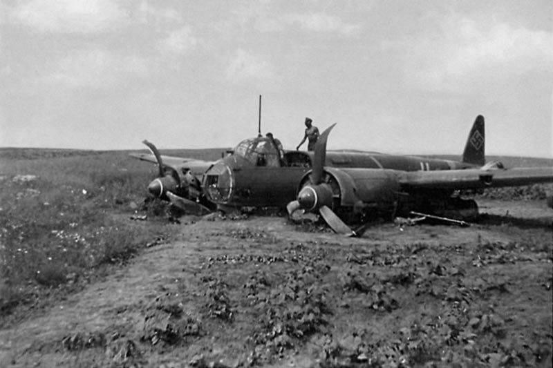 Junkers Ju.88 – двухмоторный, многоцелевой