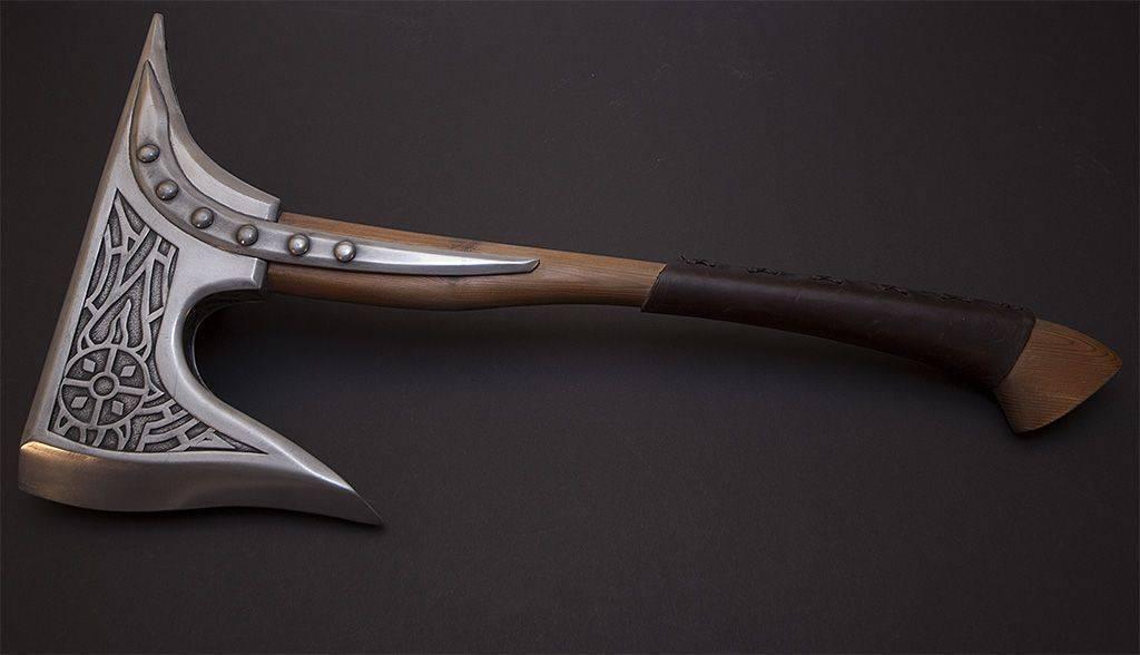 Боевой топор – спутник человека в мире оружия. что такое секира: боевой топор и его виды двухсторонний боевой топор