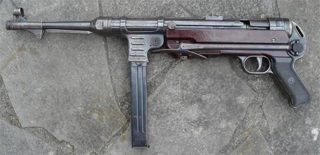 Знаменитый «шмайсер» – враг, ставший союзником. технические характеристики шмайсер пгш