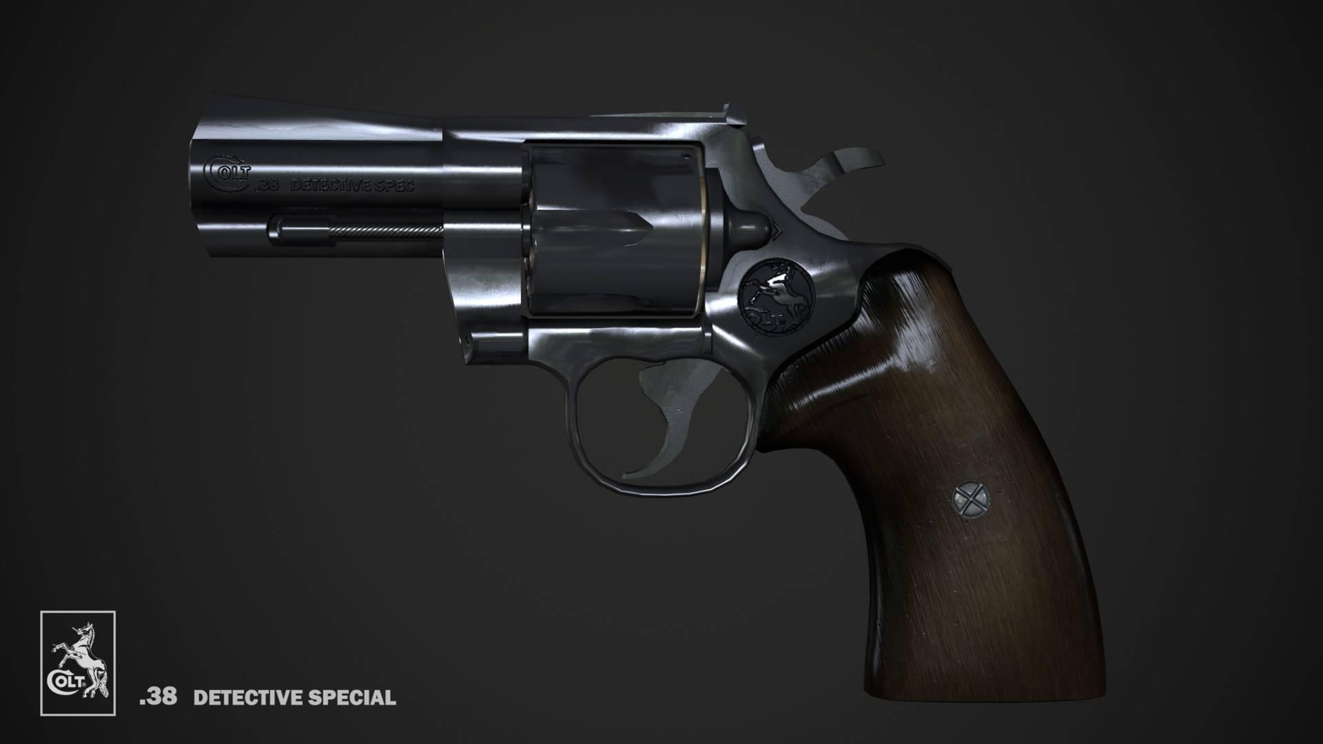 Colt detective special википедия