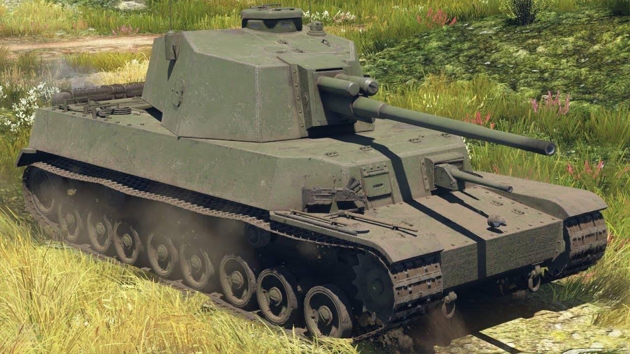 Чи-Ри: Неизвестный танк большой войны