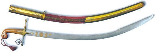 Ятаган – легенда, рожденная на поле боя. ятаган – коварный клинок на службе янычар нож ятаган