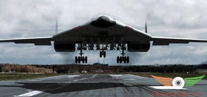 Перспективный авиационный комплекс дальней авиации википедия