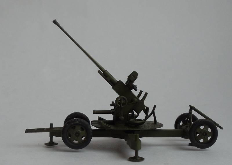 37 мм автоматическая зенитная пушка m1939 (61-к) - 37 mm automatic air defense gun m1939 (61-k) - qwe.wiki