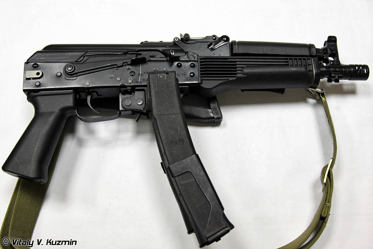 Пп-19 бизон ттх. фото. видео. размеры. скорострельность. скорость пули. прицельная дальность. вес