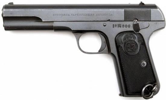 Джон браунинг, отец пистолетов. главные изобретения великого оружейника