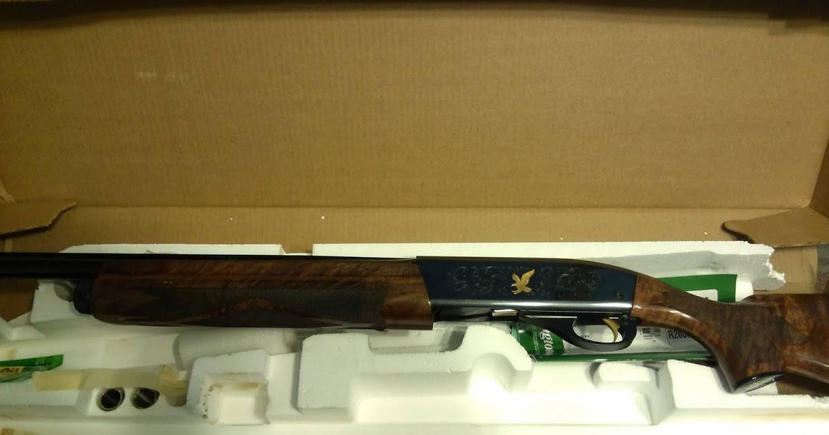 Remington 1100 — википедия. что такое remington 1100