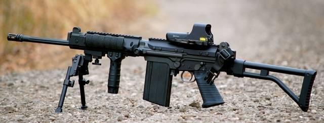 Ма-ак-03 карабин — характеристики, фото, ттх