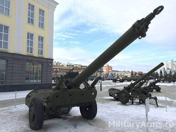 Тяжелое оружие пехоты – 160-мм дивизионный миномет м-160 1949 года