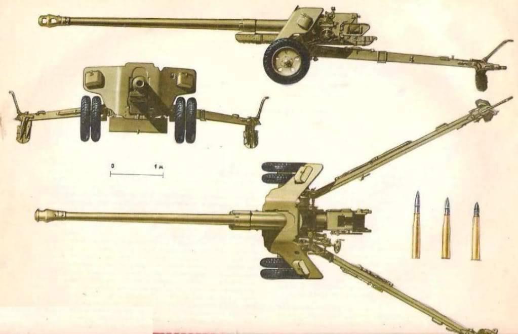 Д-1 – гаубица военного времени