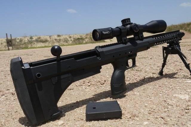 Gun review: desert tech stealth recon scout (dta srs) rifle