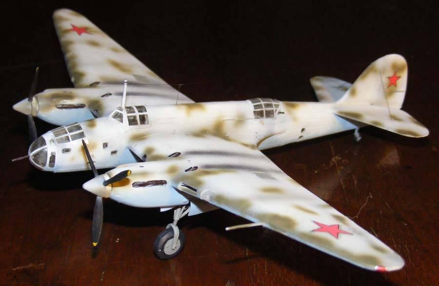 Пикирующий бомбардировщик ар-2   красные соколы нашей родины