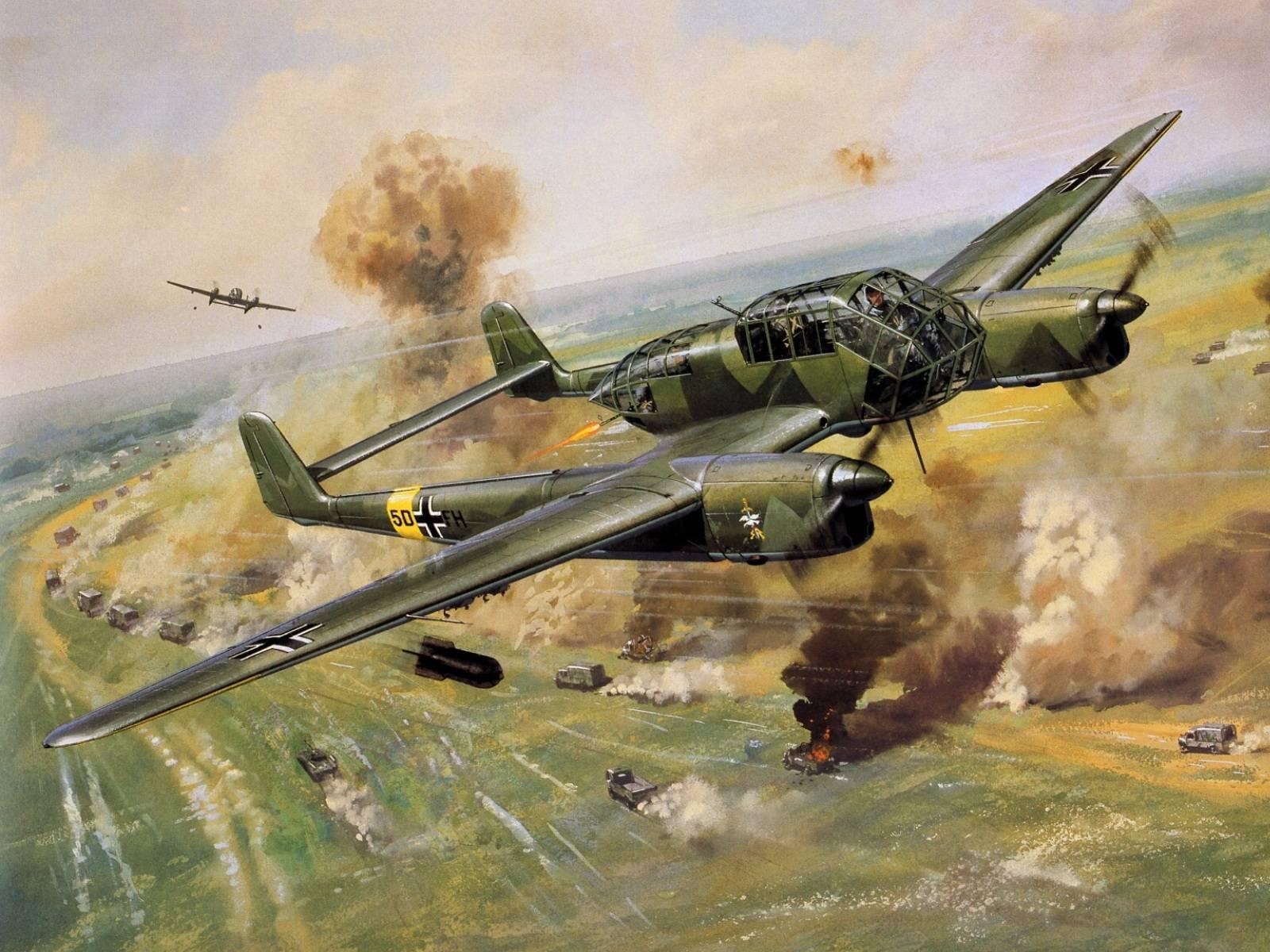 Focke-wulf fw 189 uhu - вики
