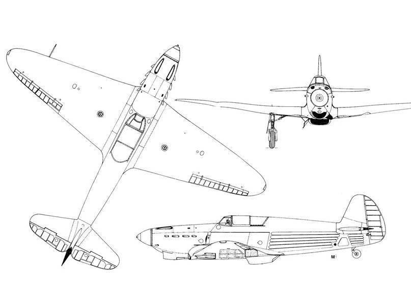 Истребитель як-9 окб яковлева