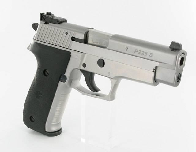 Пистолет SIG Sauer P365XL (США)
