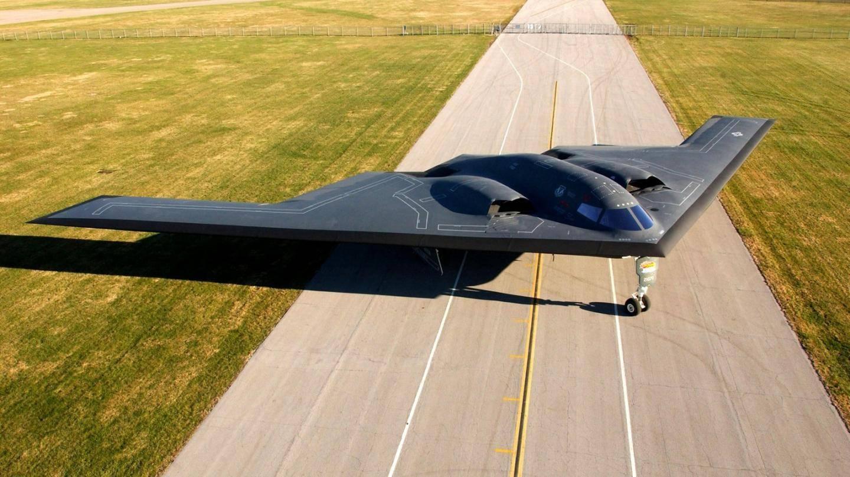Northrop b-2 spirit. стелс. фото. характеристики.