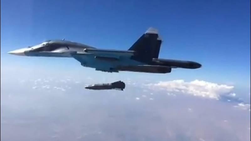 Су-34 фото. видео. скорость. вооружение. ттх