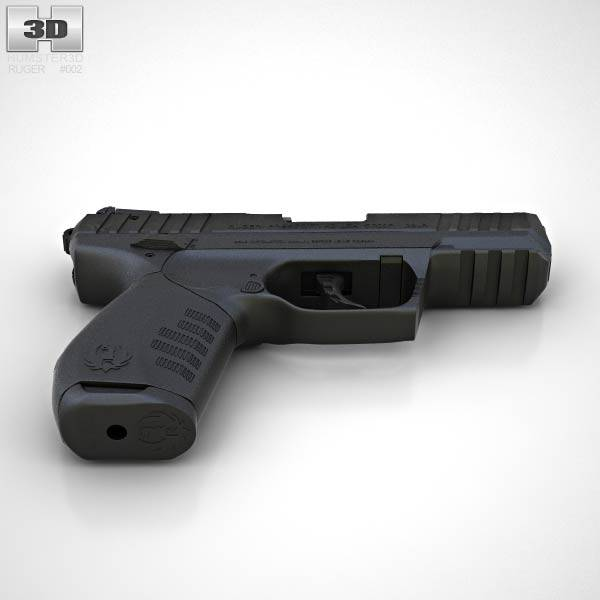 Ruger sr-556