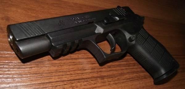 Травматический пистолет «макарова» (макарыч)