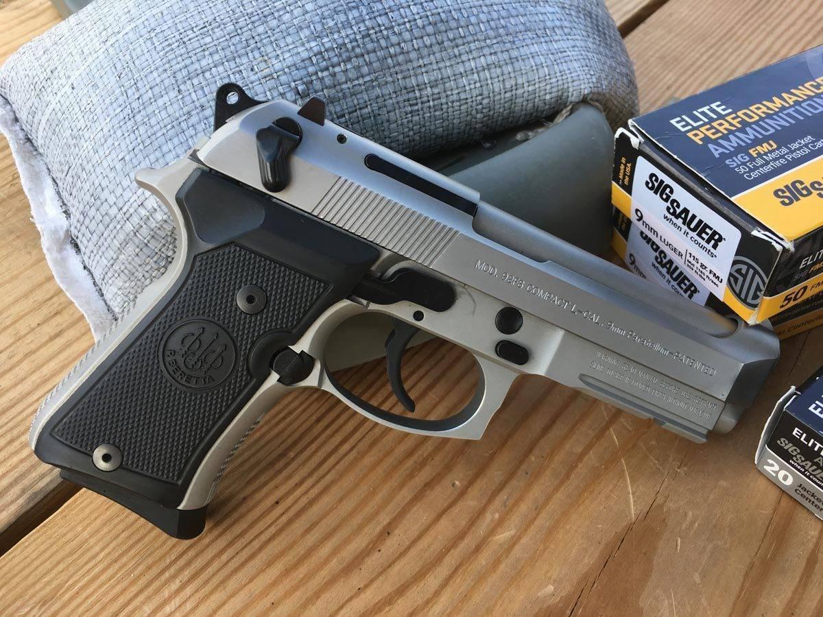 Пистолеты:beretta-92    [свободная энциклопедия мирового вооружения]